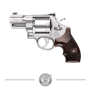 SMITH & WESSON Revolver  627 – 8 SHOT